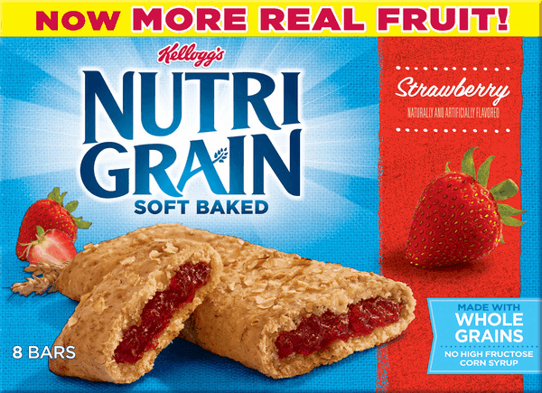 $0.75 for Nutri-Grain® Bars (expiring on Monday, 01/01/2018). Offer available at multiple stores.