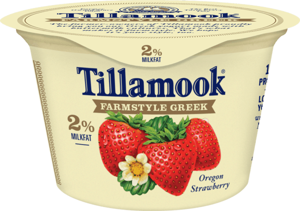 0 25 For Tillamook 174 Farmstyle Greek Yogurt Offer