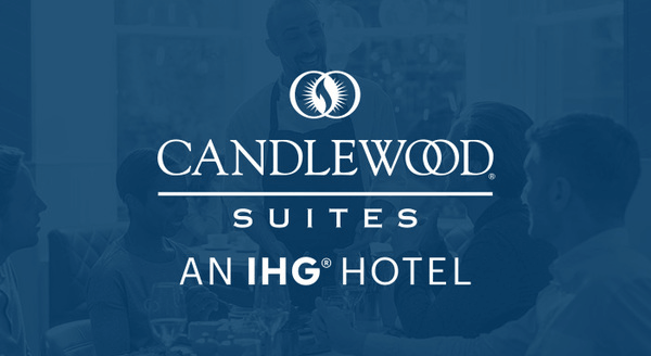 $0.00 for Candlewood Suites (expiring on Thursday, 10/03/2019). Offer available at InterContinental Hotels Group.