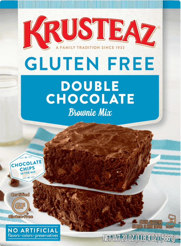$0.75 for Krusteaz® Gluten Free Mixes (expiring on Thursday, 04/02/2020). Offer available at multiple stores.