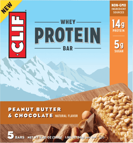 $1.50 for CLIF® Whey Protein. Offer available at multiple stores.