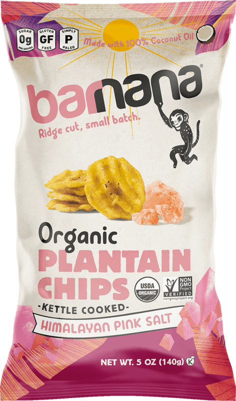 $1.00 for Barnana Organic Plantain Chips (expiring on Monday, 04/19/2021). Offer available at Target.