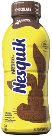 $0.25 for NESTLÉ NESQUIK (expiring on Monday, 05/31/2021). Offer available at Walmart, Walmart Pickup & Delivery.