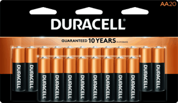 $3.00 for Duracell® Batteries (expiring on Saturday, 10/21/2017). Offer available at Publix.
