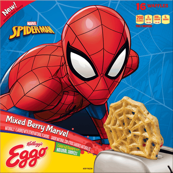 $1.00 for Eggo® Products (expiring on Sunday, 09/02/2018). Offer available at Walmart.