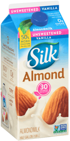 $0.50 for Silk® Milk. Offer available at multiple stores.