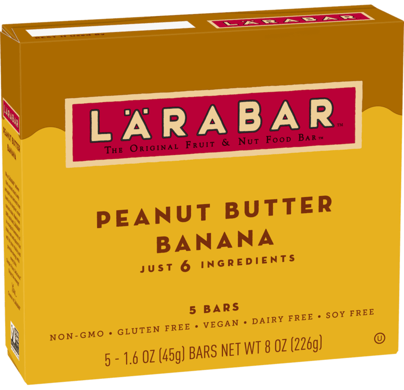 $0.75 for LÄRABAR® Products. Offer available at Target.