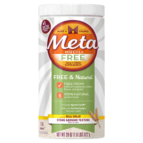 $1.00 for Metamucil® Free Powder Supplement (expiring on Friday, 03/22/2019). Offer available at Walmart.