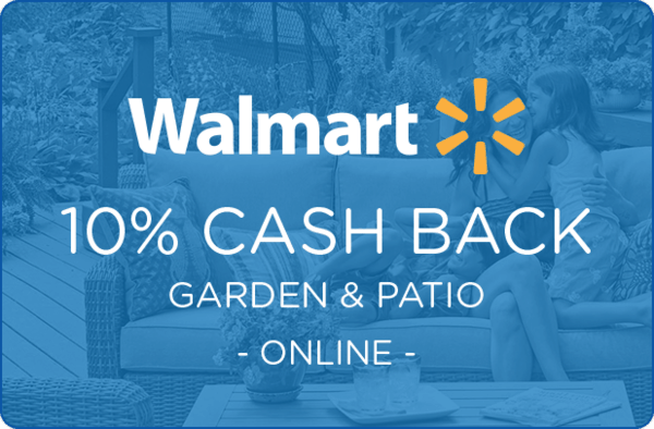 $0.00 for Walmart.com Garden & Patio (expiring on Monday, 06/25/2018). Offer available at Walmart.com.