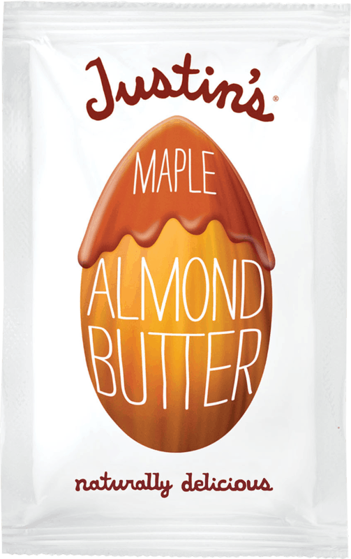 $0.50 for Justin's® Almond, Hazelnut, and Cashew Butter Squeeze Packs (expiring on Monday, 02/10/2020). Offer available at multiple stores.