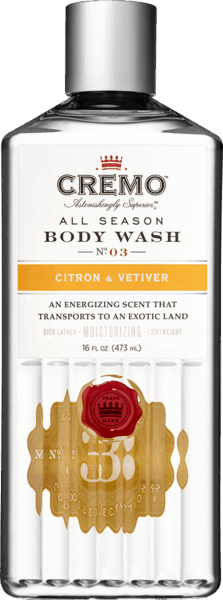 $2.00 for Cremo™ Body Wash (expiring on Thursday, 06/14/2018). Offer available at Target, Walmart, CVS Pharmacy, Rite Aid, H-E-B.
