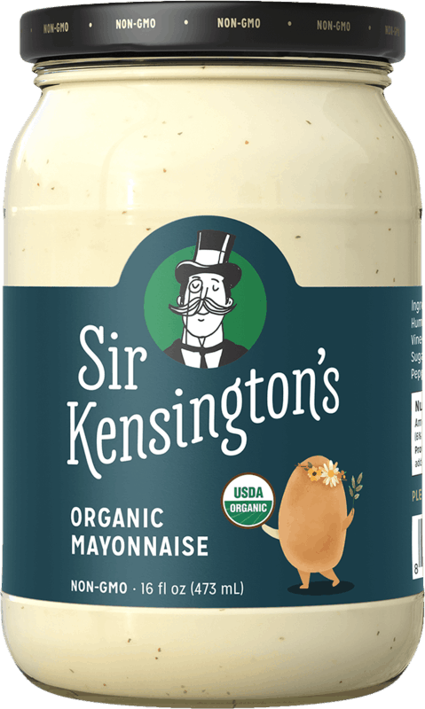 $2.00 for Sir Kensington's Organic Mayonnaise (expiring on Monday, 05/31/2021). Offer available at multiple stores.