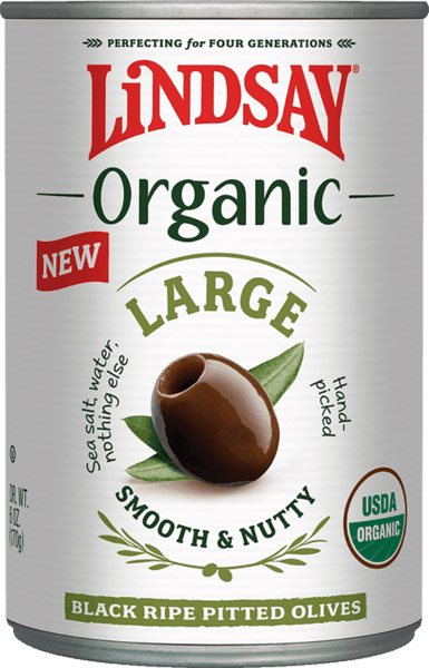 $0.50 for Lindsay® Organic Ripe Olives (expiring on Saturday, 03/02/2019). Offer available at multiple stores.