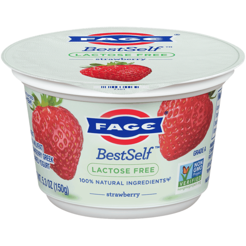 $0.75 for FAGE BestSelf Greek Yogurt (expiring on Friday, 08/20/2021). Offer available at multiple stores.