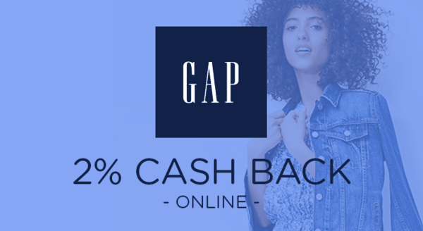 $0.00 for Gap (expiring on Thursday, 10/31/2019). Offer available at Gap.
