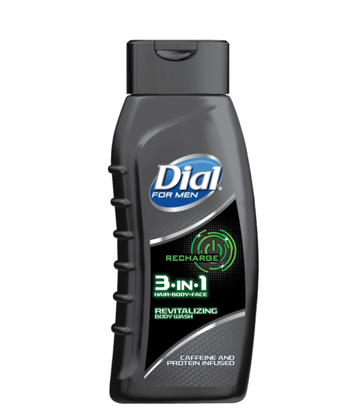 $1.50 for Dial For Men® Body Wash (expiring on Sunday, 02/02/2020). Offer available at Walmart.
