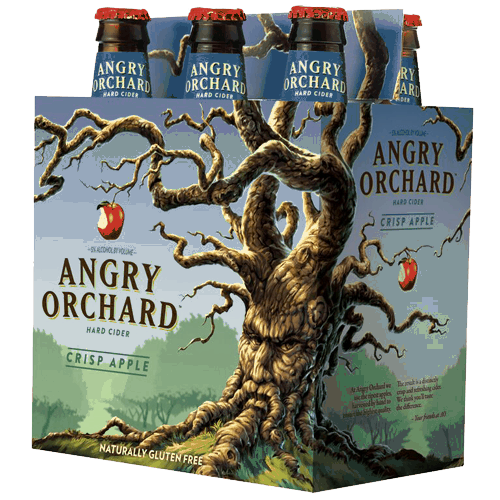 $1.00 for Angry Orchard®. Offer available at multiple stores.