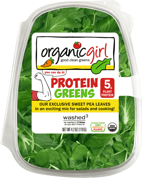 $0.50 for organicgirl® good clean greens (expiring on Wednesday, 01/02/2019). Offer available at multiple stores.