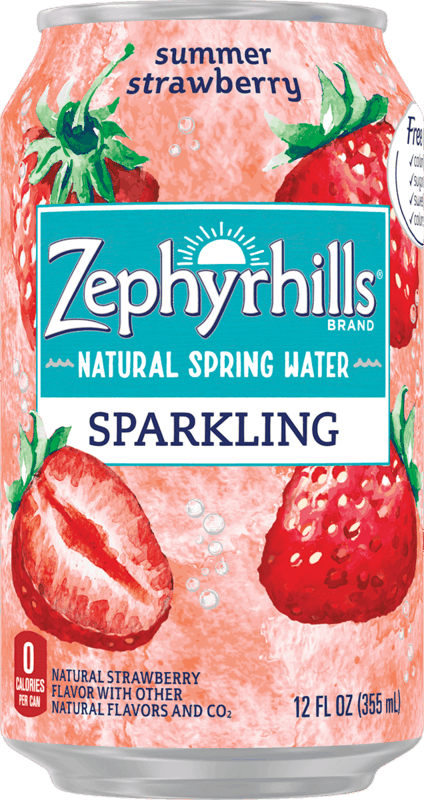 $1.00 for Zephyrhills® Brand Sparkling Natural Spring Water (expiring on Wednesday, 09/30/2020). Offer available at Target.