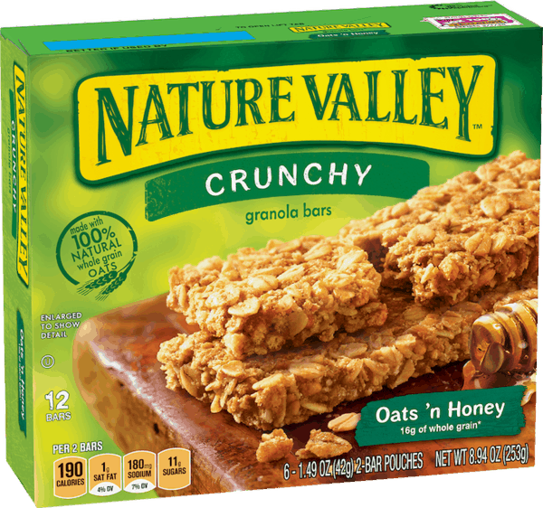 $1.00 for Nature Valley® Snacks. Offer available at Wegmans.