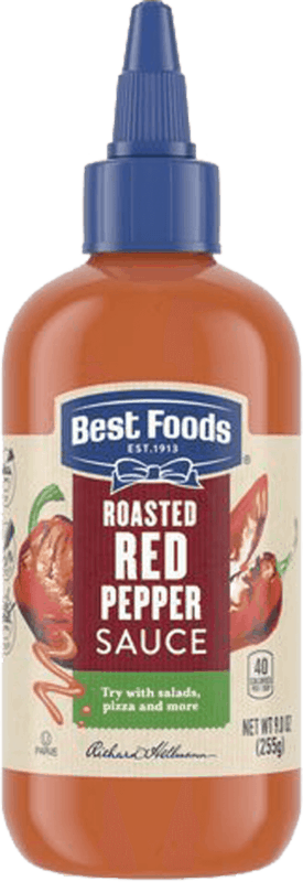 $1.00 for Best Foods Roasted Red Pepper Sauce (expiring on Monday, 04/13/2020). Offer available at multiple stores.
