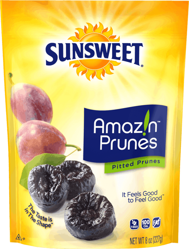 $1.00 for Sunsweet Pitted Amaz!n Prunes (expiring on Sunday, 08/02/2020). Offer available at multiple stores.