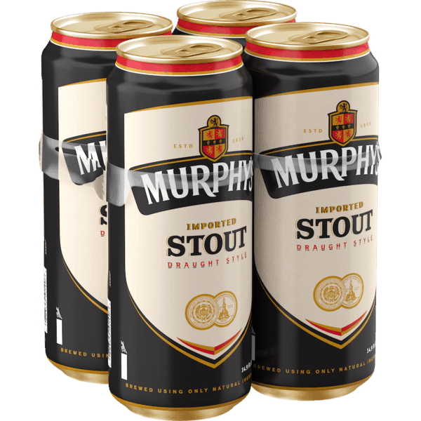$2.00 for MURPHY'S® Stout (expiring on Monday, 01/01/2018). Offer available at multiple stores.
