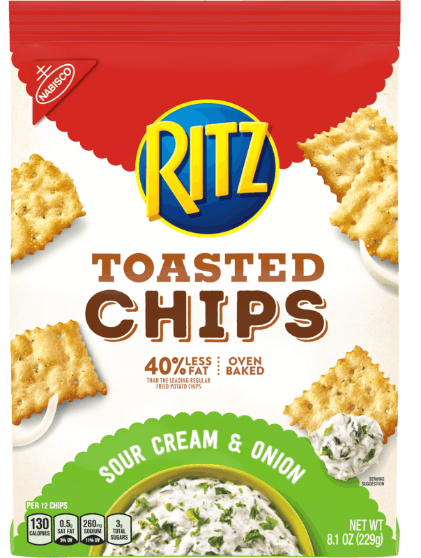 $1.00 for RITZ Toasted Chips (expiring on Thursday, 07/02/2020). Offer available at Walmart.