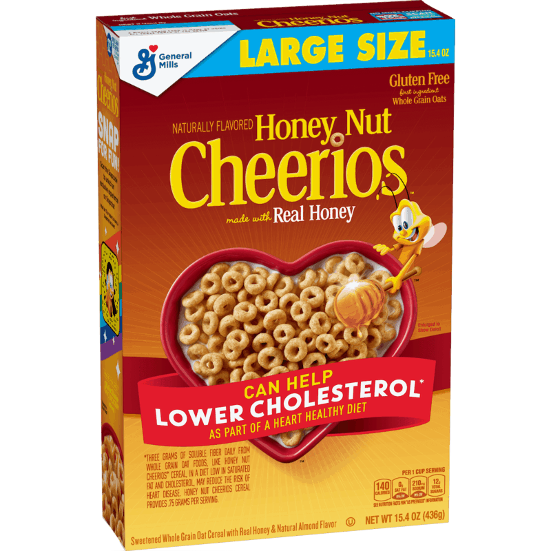 $1.00 for Honey Nut Cheerios (expiring on Wednesday, 07/08/2020). Offer available at Aldi.