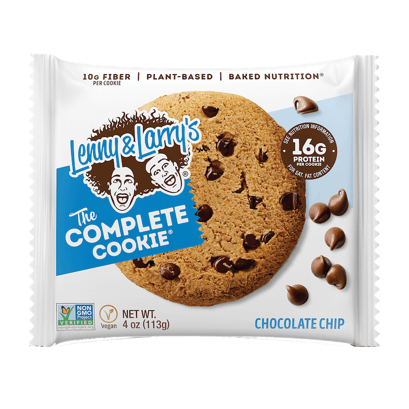 $0.50 for Lenny & Larry's The Complete Cookie (expiring on Friday, 12/18/2020). Offer available at multiple stores.