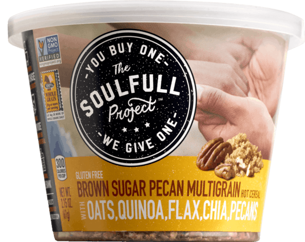 $1.00 for The Soulfull Project® Hot Cereal (expiring on Sunday, 12/02/2018). Offer available at multiple stores.