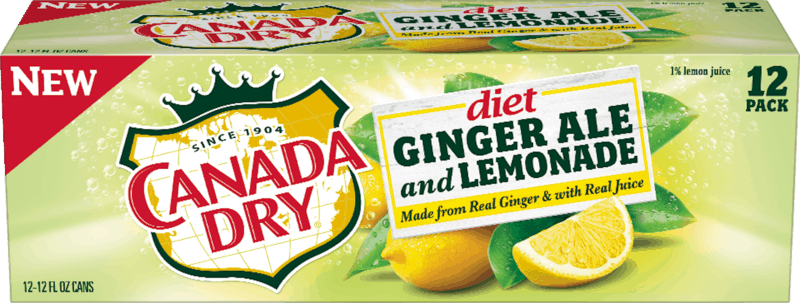 $1.00 for Canada Dry® (expiring on Wednesday, 10/02/2019). Offer available at multiple stores.