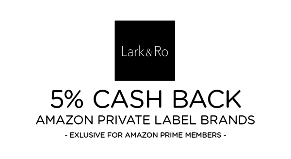 $0.00 for Lark & Ro (expiring on Tuesday, 01/01/2019). Offer available at Amazon.