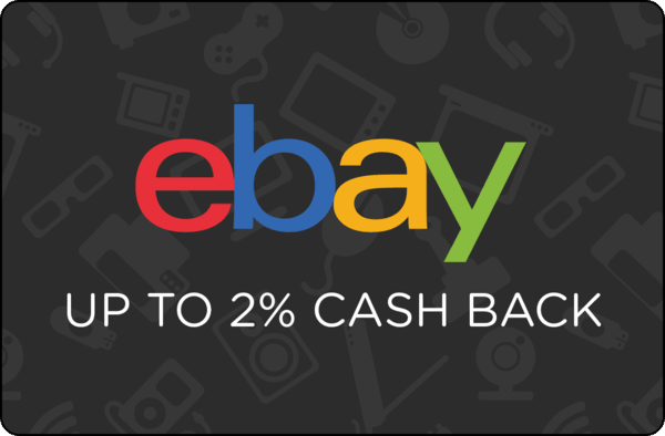 $0.00 for Ebay (expiring on Monday, 12/31/2018). Offer available at eBay.