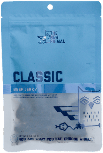 $1.50 for The New Primal Jerky (expiring on Sunday, 04/01/2018). Offer available at multiple stores.