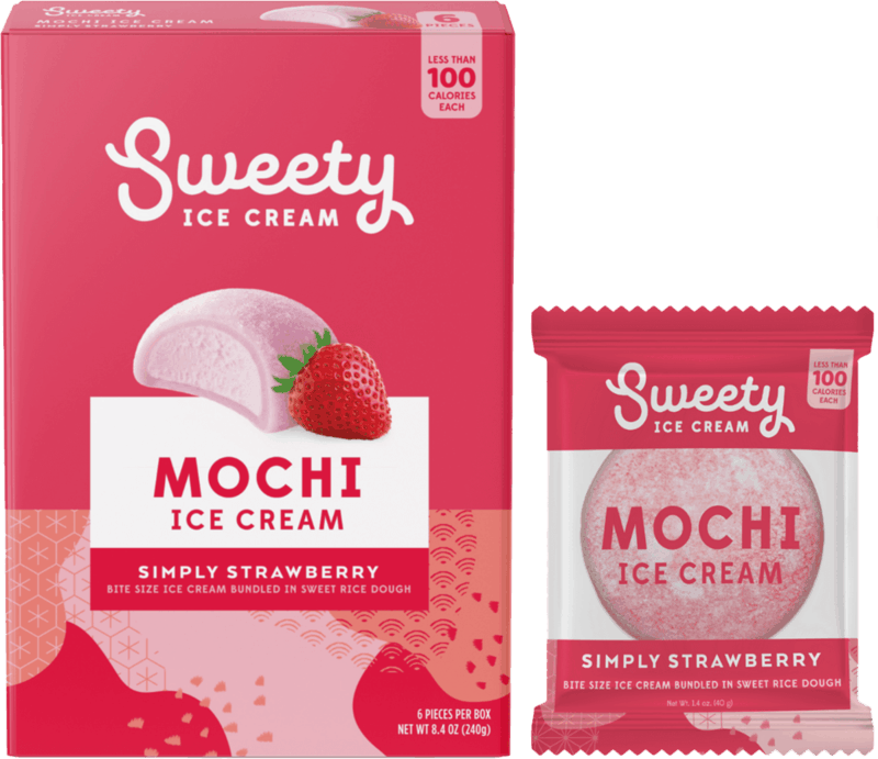 $0.30 for Sweety Mochi Ice Cream (expiring on Monday, 01/31/2022). Offer available at Walmart, Walmart Pickup & Delivery.