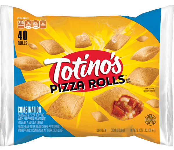 $1.00 for Totino's™ Pizza Rolls™ (expiring on Monday, 02/27/2017). Offer available at Walmart.