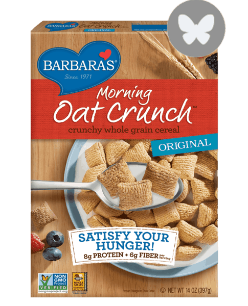 $1.00 for Morning Oat Crunch™ Cereal. Offer available at multiple stores.
