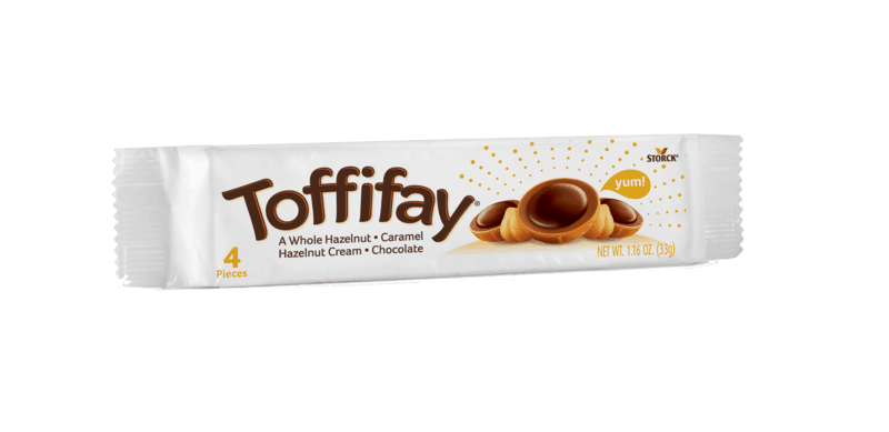 $0.50 for Toffifay (expiring on Friday, 07/31/2020). Offer available at Target, Walmart, Walgreens, CVS Pharmacy, Walmart Grocery.