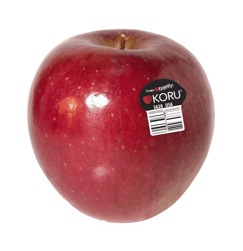 $0.50 for KORU Apples (expiring on Thursday, 12/31/2020). Offer available at multiple stores.