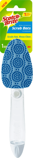 $0.75 for Scotch-Brite® Scrub Dots Non-Scratch Dishwand. Offer available at Target.