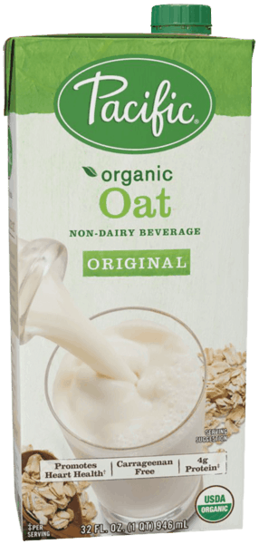 $1.00 for Pacific Foods™ Non-Dairy Beverage (expiring on Tuesday, 07/31/2018). Offer available at multiple stores.