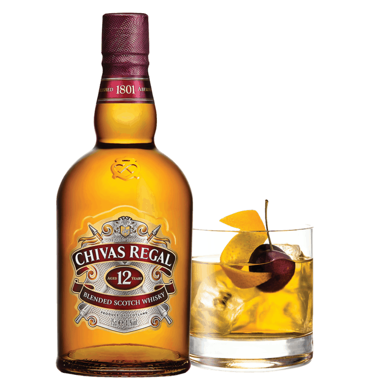 $6.00 for Chivas Scotch Whisky. Offer available at Any Restaurant, Any Bar.