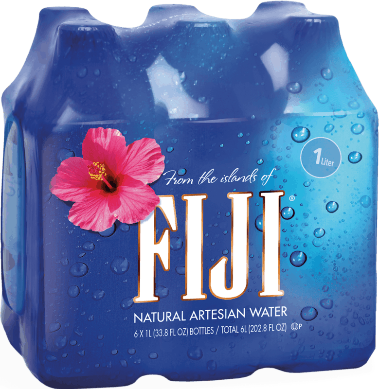 $2.25 for FIJI® Water. Offer available at multiple stores.