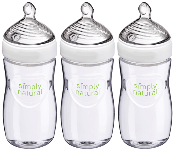 $3.75 for NUK® Simply Natural™ Bottles (expiring on Sunday, 12/31/2017). Offer available at Target, Walmart, Meijer, Babies R Us.