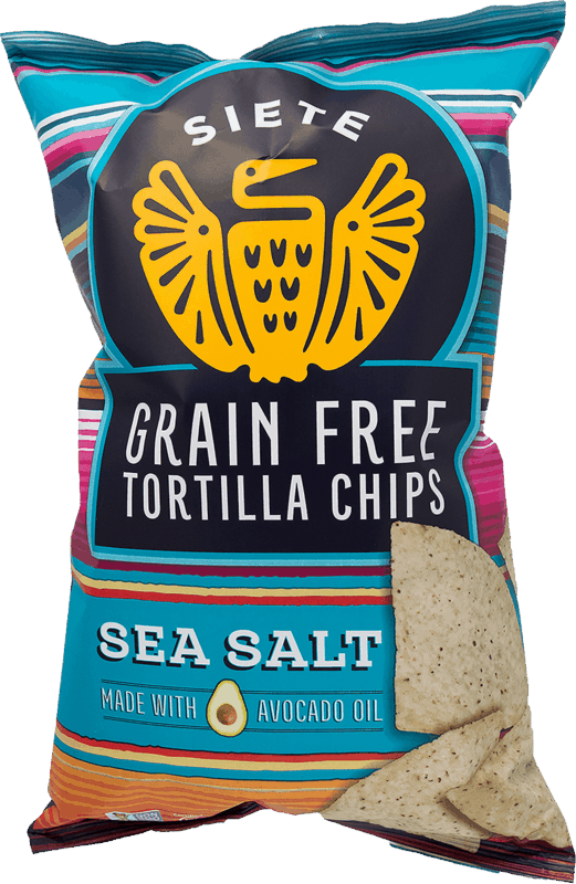 $1.00 for Siete Grain-Free Tortilla Chips (expiring on Saturday, 05/02/2020). Offer available at Target, Kroger.