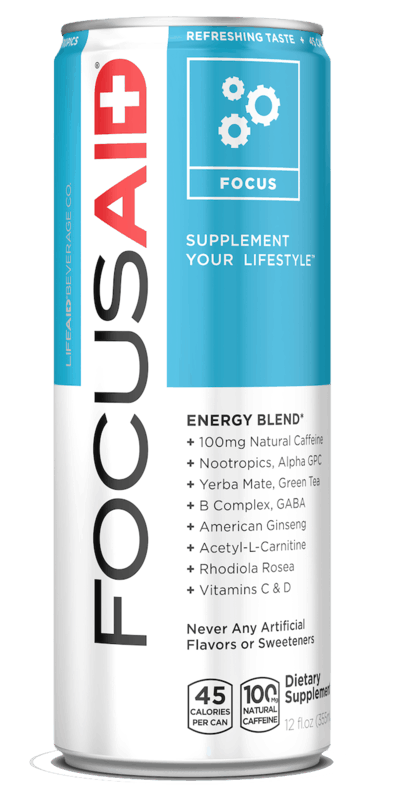 $0.25 for FOCUSAID Energy Blend (expiring on Sunday, 05/17/2020). Offer available at multiple stores.