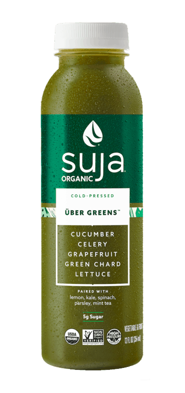 $0.75 for Suja Organic Cold-Pressed Juice (expiring on Thursday, 03/18/2021). Offer available at multiple stores.