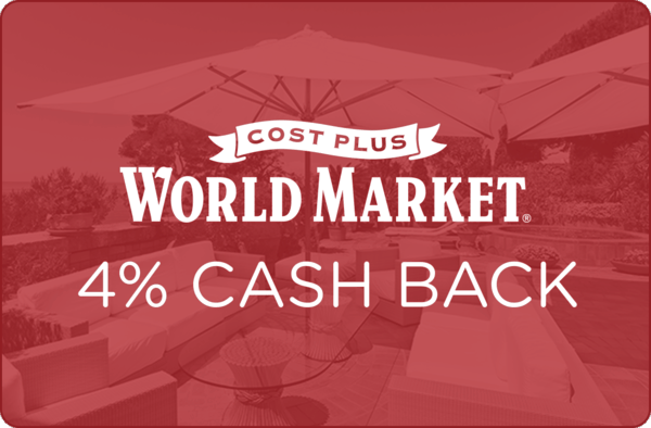 $0.00 for Cost Plus World Market (expiring on Wednesday, 02/28/2018). Offer available at Cost Plus World Market.