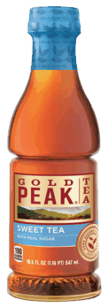 $0.50 for Gold Peak® Tea (expiring on Wednesday, 01/02/2019). Offer available at Publix.